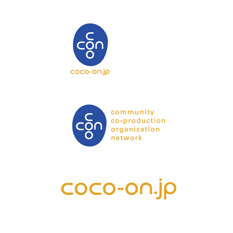 地域協働推進機構|Identity CI logo ロゴデザイン|埼玉県鶴ヶ島