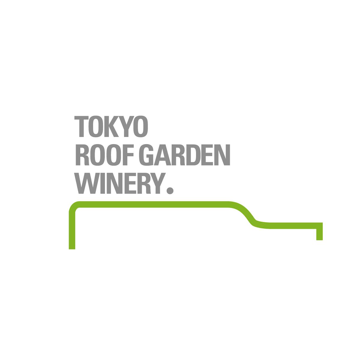 ウェルズ新木場|Tokyo Roof Garden Winery 東京屋上ワイナリー計画|Identity VI logo ロゴデザイン|東京都千代田区