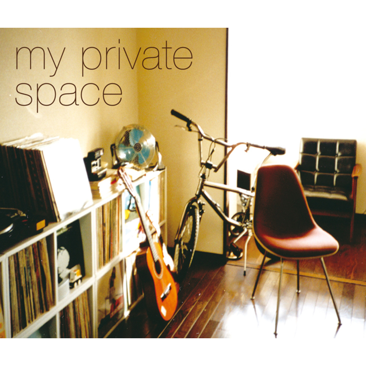 p*dis / Inpartmaint inc|My Private Space CD|Photography|写真|東京都渋谷