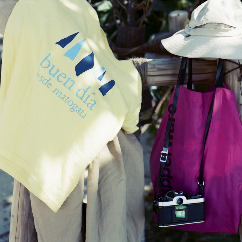 Hummock Cafe|11th Anniversary Goods - Buen Día Desde Matogata|グラフィックデザイン|姫路 的形