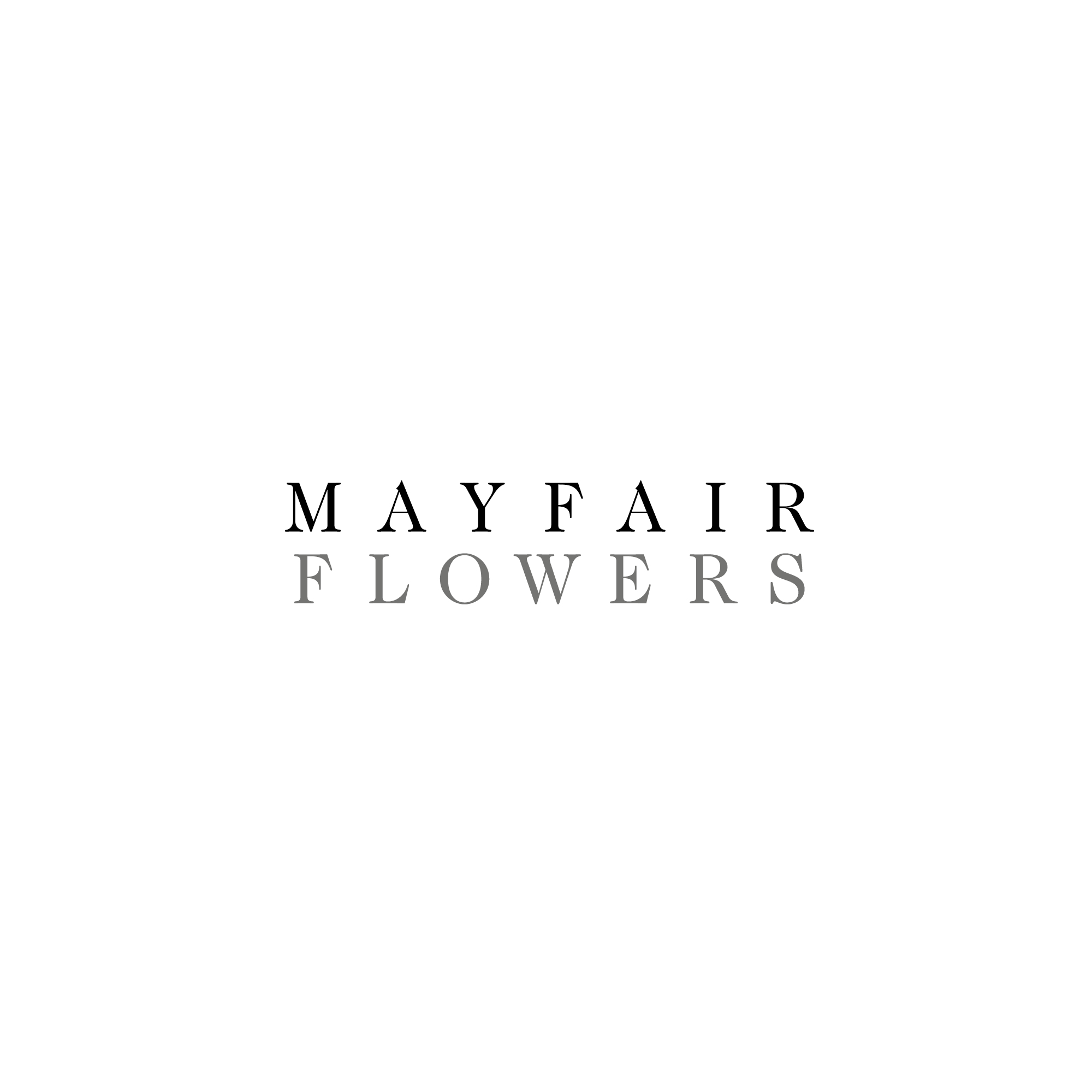 Mayfair Flowers|Identity CI, Graphics and Sign|グラフィックデザイン|東京都世田谷区