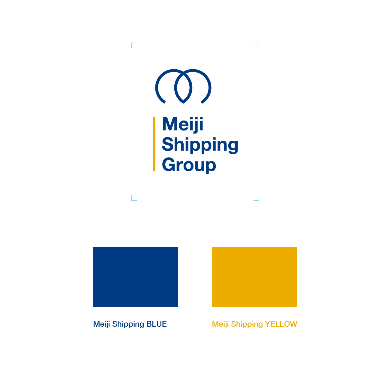 Meiji Shipping Group|Logo, Identification Manual, Business Card|グラフィックデザイン|東京都目黒区 兵庫県神戸市