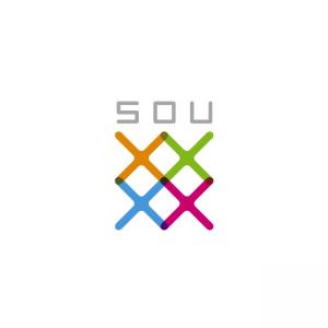 sou CI logo design