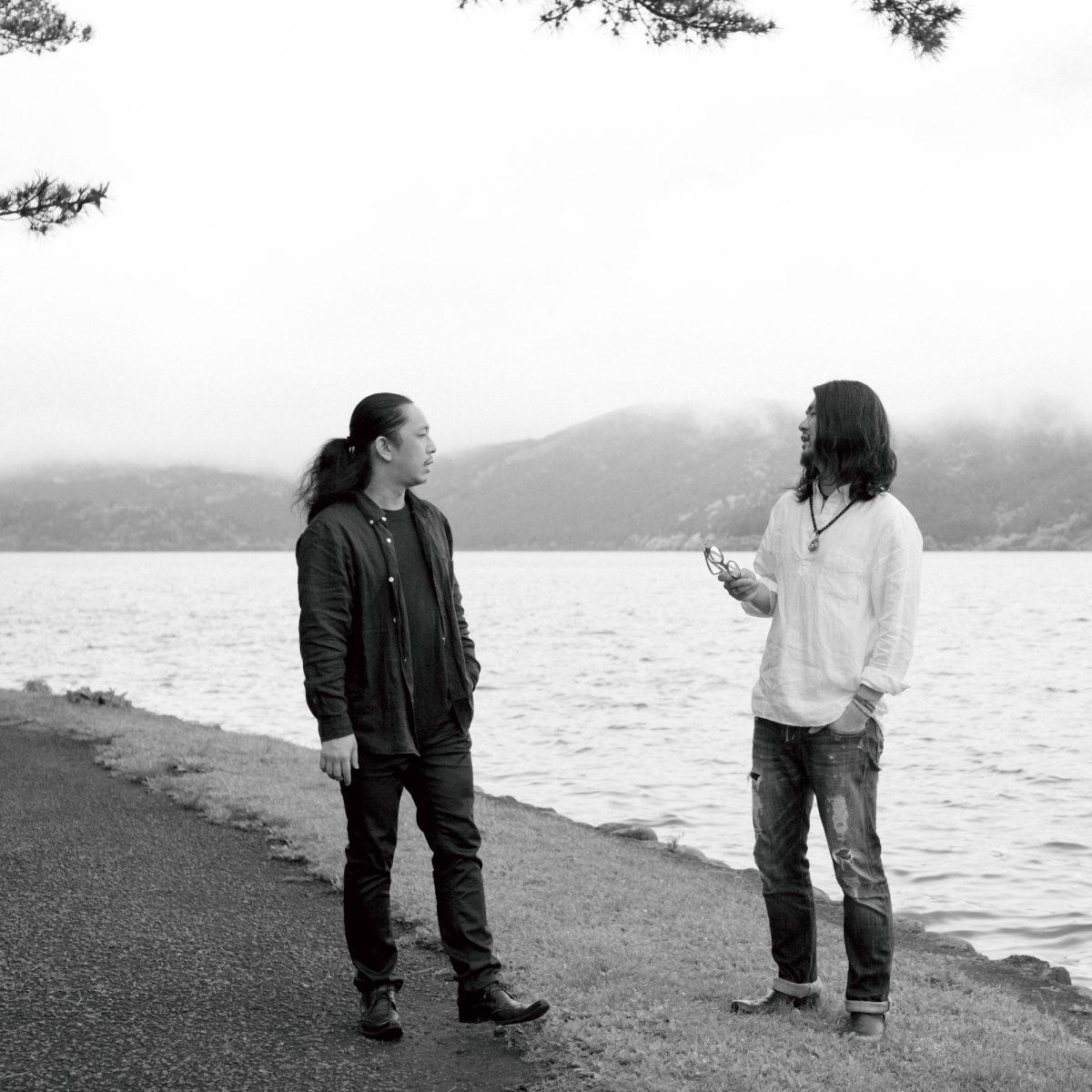 Hummock Label|藤本一馬 - 伊藤志宏|Wavenir ウェヴニール CD|グラフィックデザイン 写真