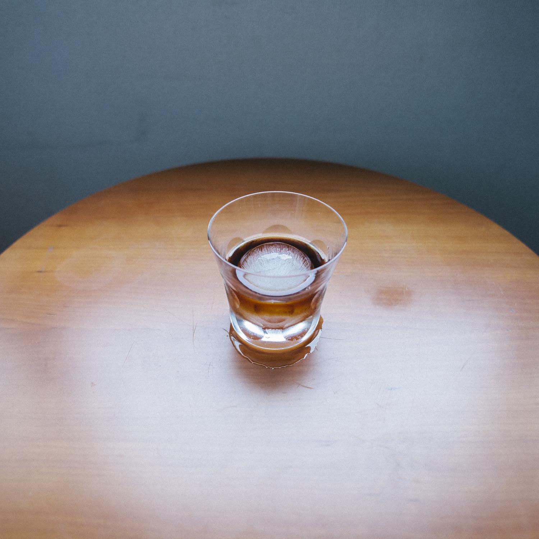 Hummock Coffee Roaster|Label Sticker|カフェオレ・ベース パッケージデザイン|Photography, Masaaki Miyara