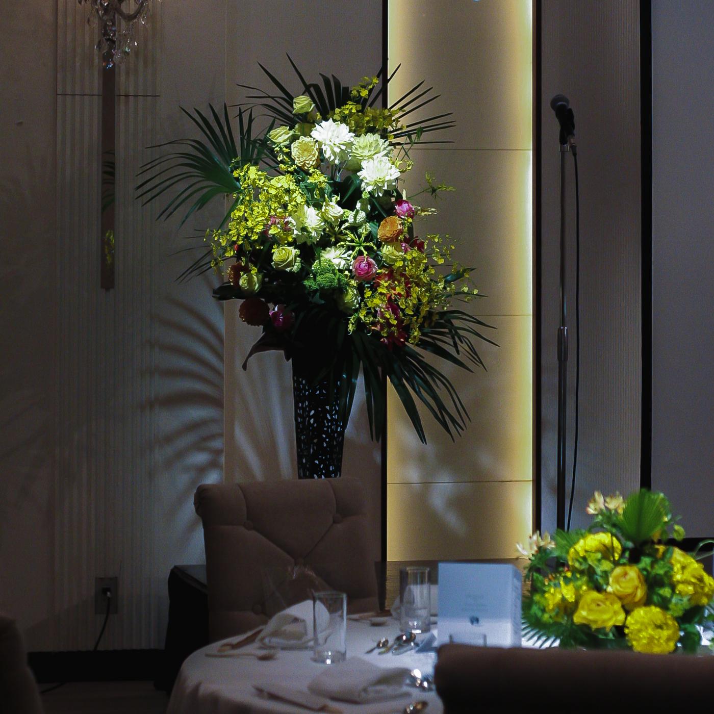 社会福祉法人 多摩棕櫚亭協会|30周年記念ホテルパーティー|アートディレクション グラフィックデザイン コンサルタント ブランドデザイン|東京都国立