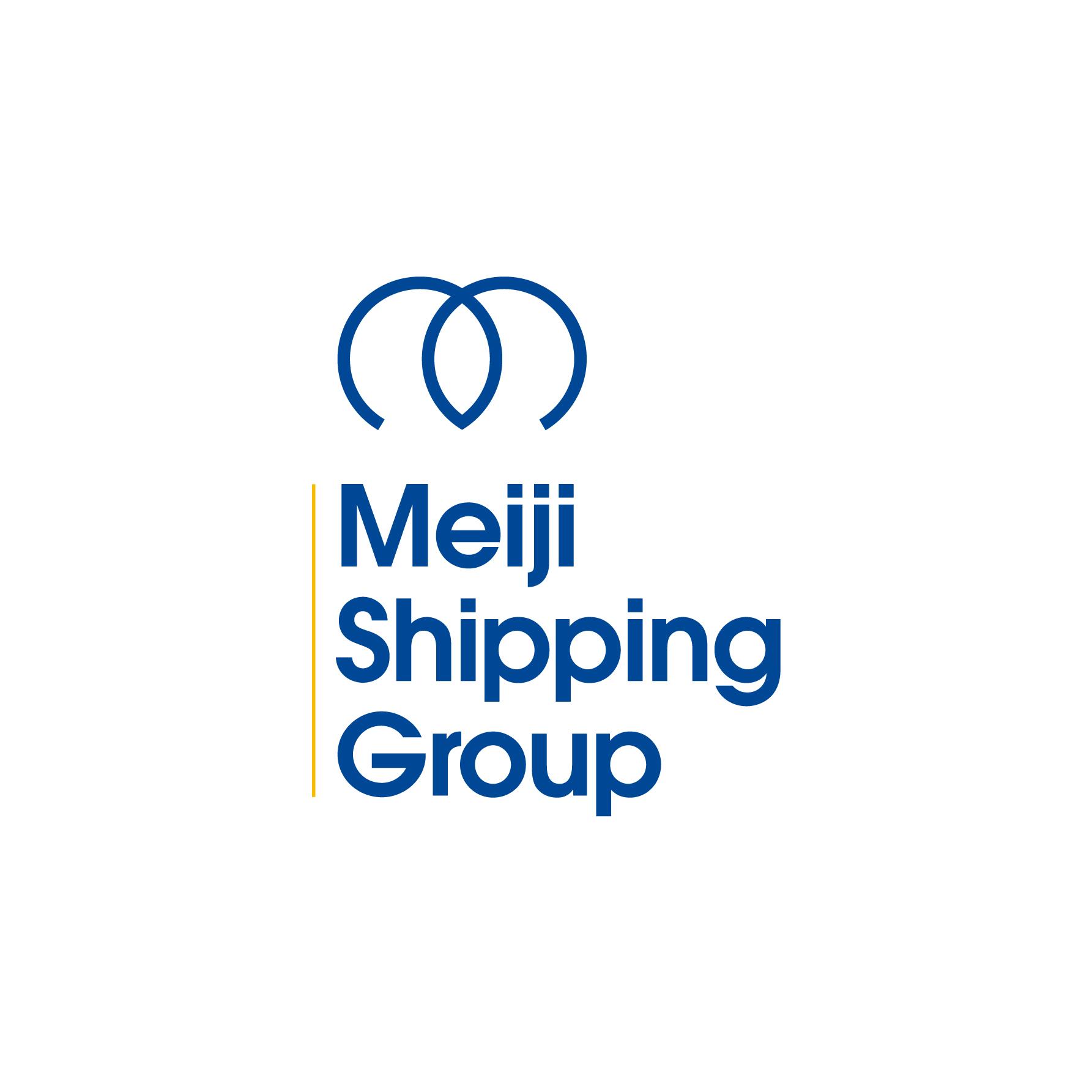 Meiji Shipping Group 明治海運グループ|CIロゴデザイン グラフィックデザイン ベーシックアプリケーションデザイン|船舶・海運業|東京都目黒区 兵庫県神戸市