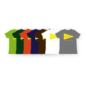 CORNO Tシャツ