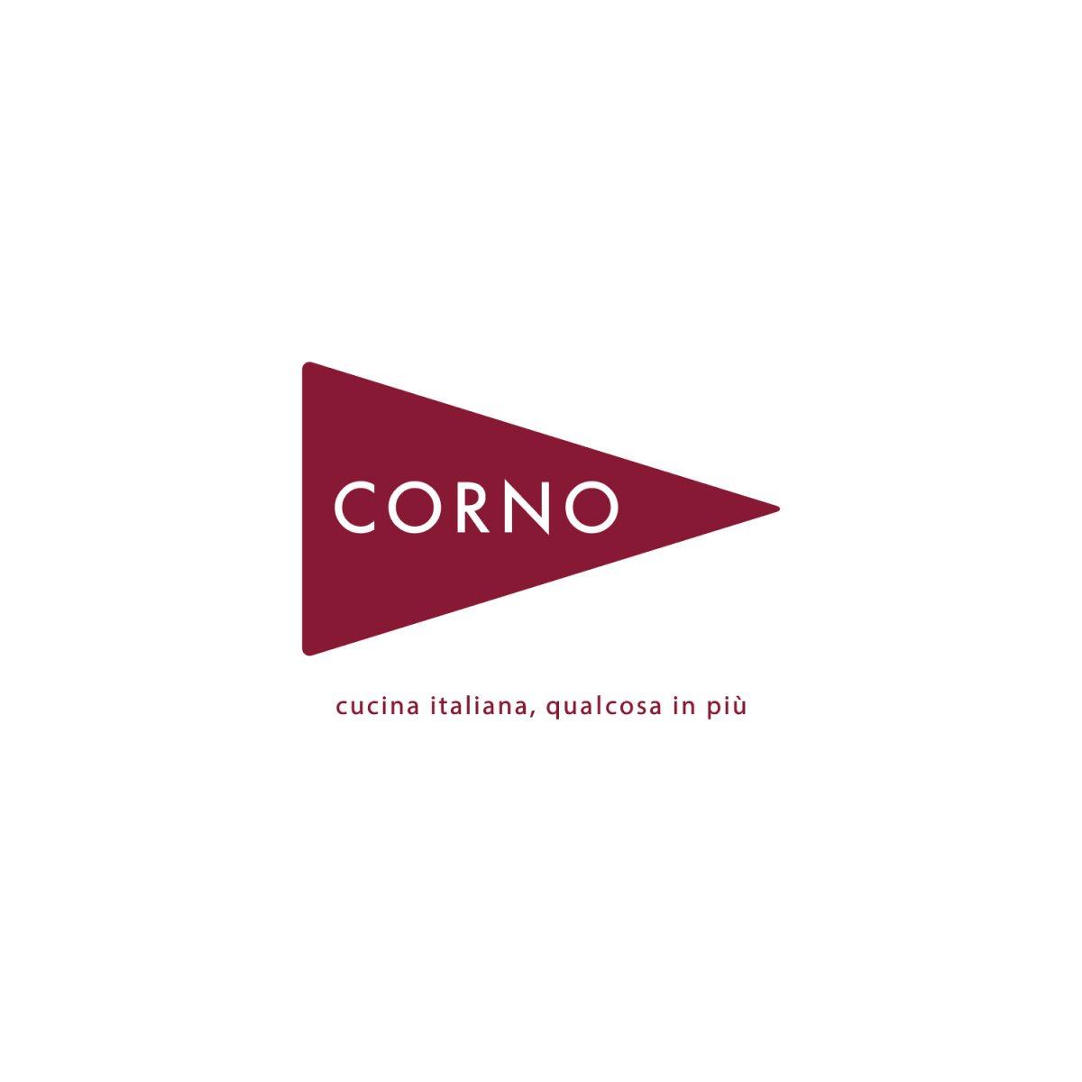 CORNO ロゴシンボル ロゴデザイン ブランディング