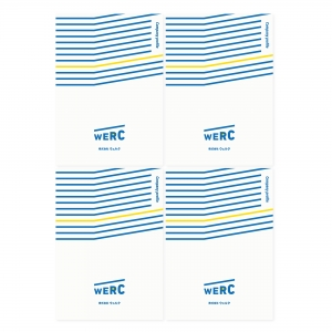 WERC|CIロゴデザイン グラフィックデザイン ブランドデザイン|パンフレット