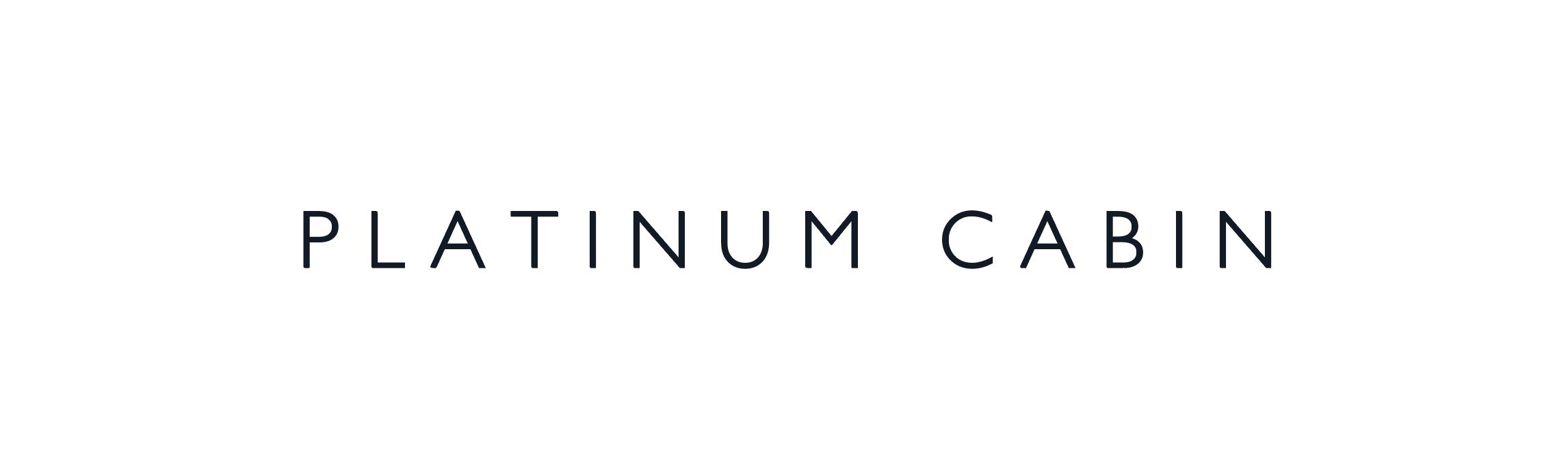 PLATINUM CABIN inc CIロゴデザイン