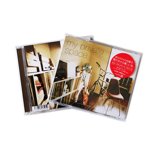 音楽CD|My praivate space|P*dis インパートメント