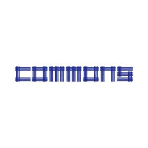 高円寺 COMMONS|VI ロゴデザイン ロゴタイプ