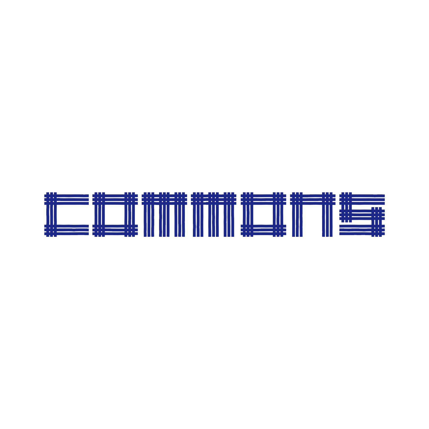 地域協働推進機構|高円寺 COMMONS コモンズ|VI ロゴデザイン|商業施設・地域活性化団体|東京都杉並区高円寺