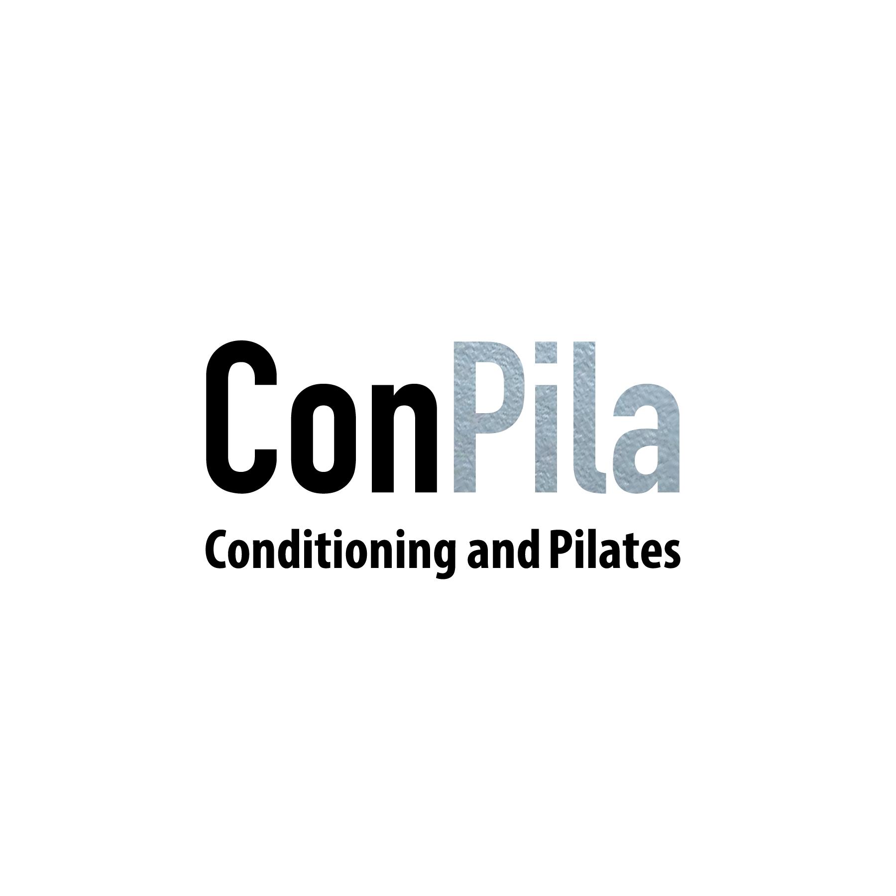ConPila コンピラ conditioning and pilates|CI ロゴデザイン ブランドデザイン