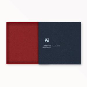 パンフレットデザイン/パッケージデザイン/箱根