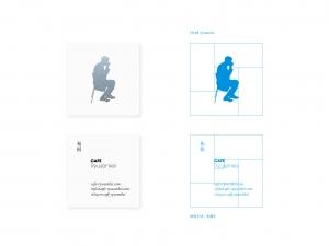 Cafe Ryusenkei/グラフィックデザイン